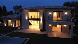 LAFET CONSTRUCTION - VILLA SAINT-TROPEZ