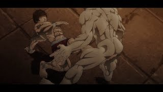 Baki Beats The Shit Out Of Sikorsky-Baki ONA- Episode 14