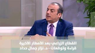 القطاع الزراعي بعد الأمطار الأخيرة.. قراءة وتوقعات - أصل الحكاية - د. نزار حداد