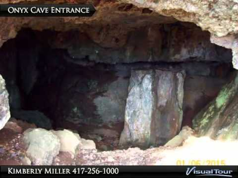 249 Acres W/Water, Waterfall, Cabin & A Cave