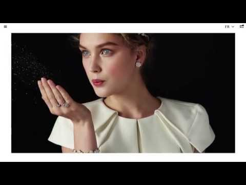 "Van Cleef & Arpels new ""Jewelry & Watches"" catalog"