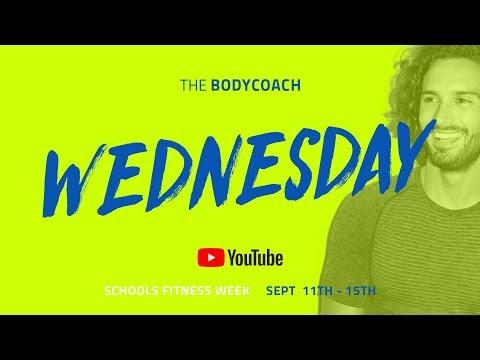 Schools Fitness Week | Wednesday 13th September