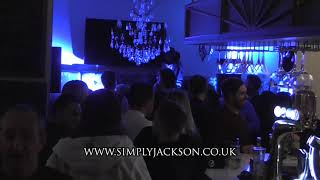 Simply Jackson : Number One Michael Jackson Tribute Act Stansted 2019