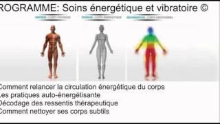 PROGRAMME: Soins énergétique et vibratoire © - Médecine Énergétique Orchidée