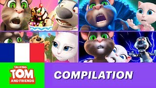 Talking Tom and Friends - Collection d'épisodes 41-44