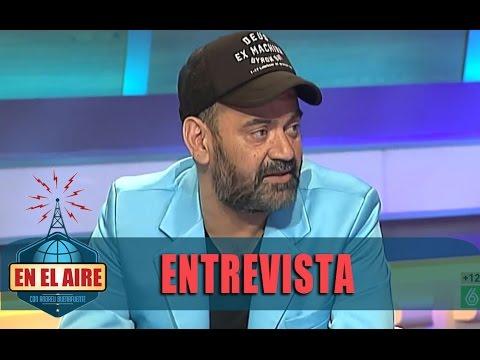 """José Corbacho: """"Hay tantas Ibizas como gente que va a la isla"""" - En el aire"""