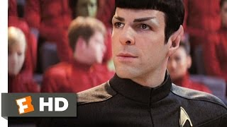 star trek 29 movie clip a pointy eared bastard 2009 hd