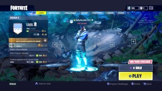 How to get a *FREE* skin in fortnite!! New Blue Striker outfit!