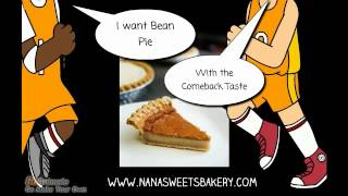 Nana Sweets Bean Pie
