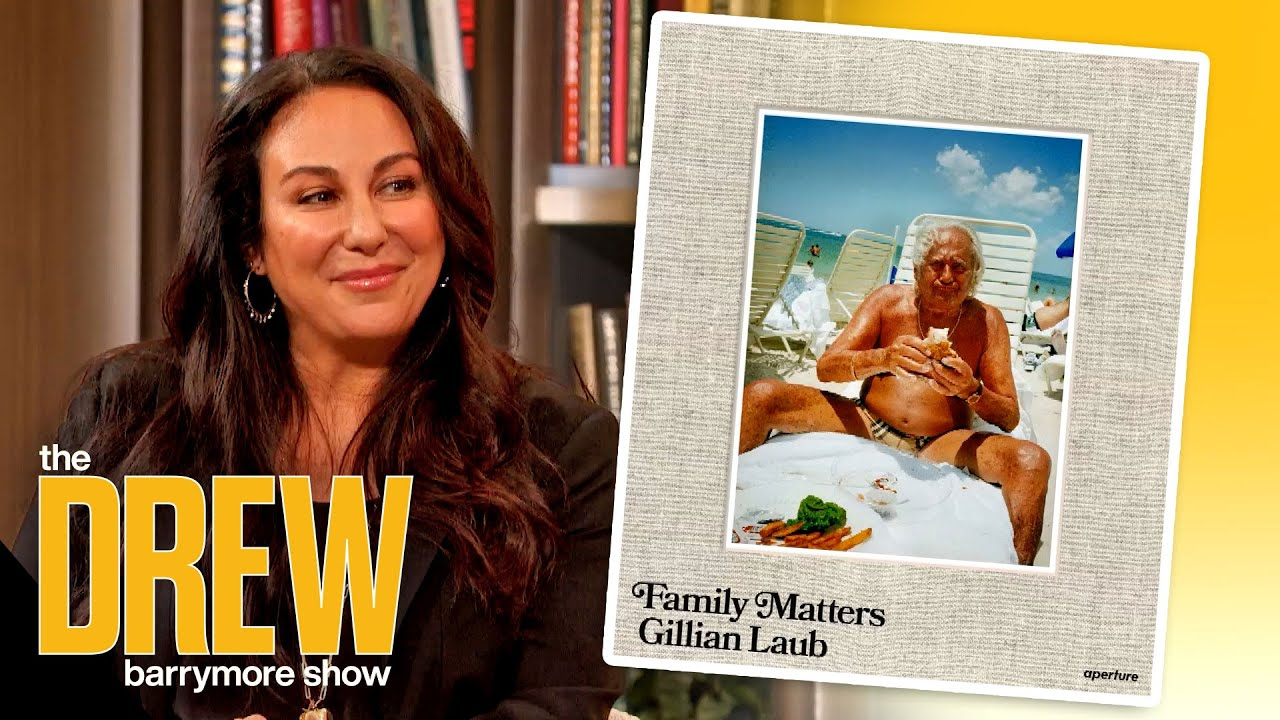 Legendary Photographer Gillian Laub Dissects Her Photo Book Family Matters with Drew