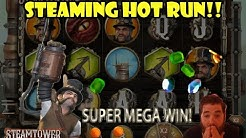 Steam Tower high stakes goes MENTAL!!!!