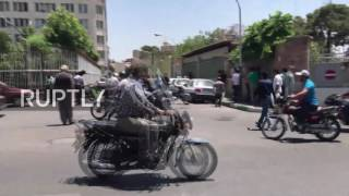 Iran  IS claimed responsibility for double attacks in central Tehran   reports