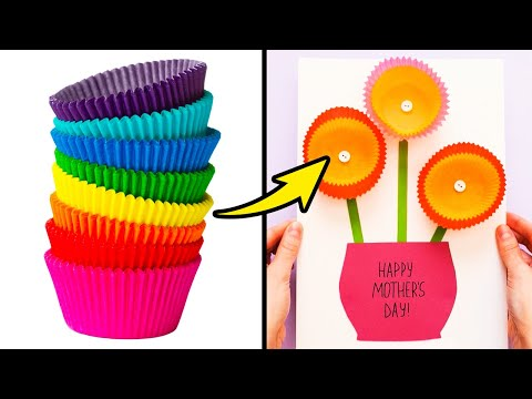 31 CUTE DIY GIFTS FOR MOTHER'S DAY from YouTube · Duration:  15 minutes 36 seconds