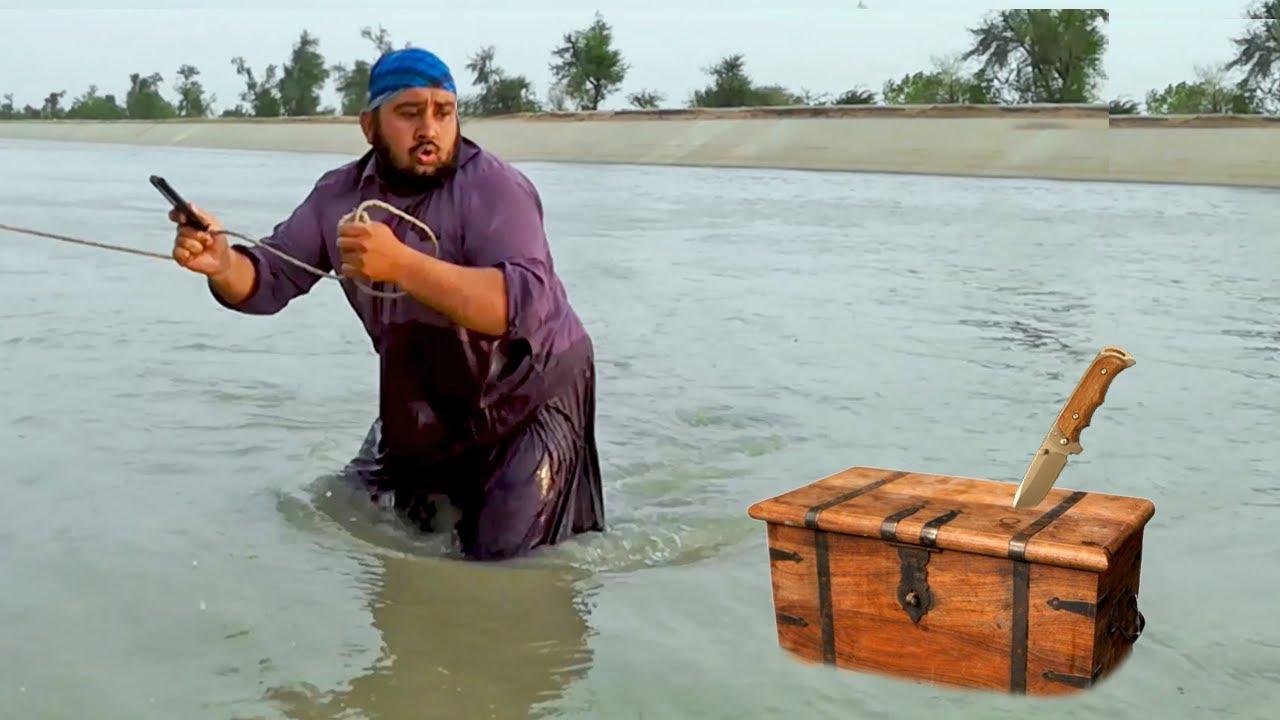 Prank ka Anjaam || Nehir mein Prank || Prank video