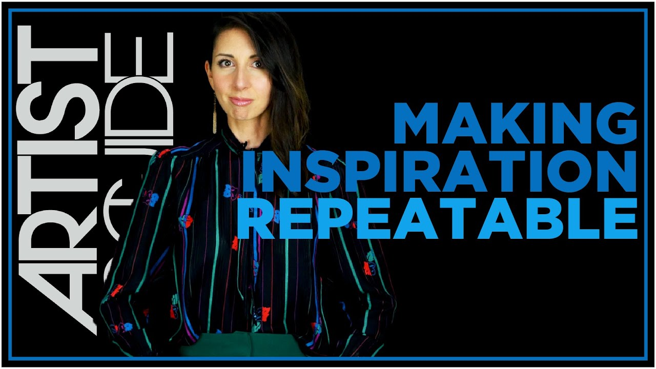 The Science of Inspiration (& How To Feel More Inspired, More Often) I ARTIST AS GUIDE