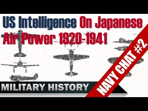 Japanese Airpower 1921-1941 in US Intelligence Assessments #Navy Chat
