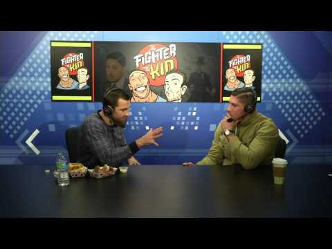 The Fighter and The Kid - Episode 108: Luke Rockhold