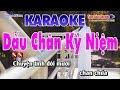 Dấu Chân Kỷ Niệm - Karaoke Tùng   Bách