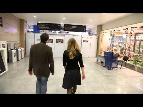 Путь волонтера, аэропорт Пулково