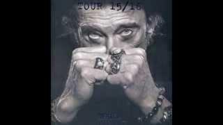 """REQUIEM POUR UN FOU (QUALITE CD / HD), Johnny Hallyday Concert au ZENITH ! (Tour """"Rester Vivant"""") !"""