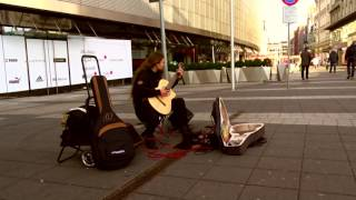 Mariusz Goli - Hallelujah (Leonard Cohen) guitar cover - 2016 LIVE Katowice