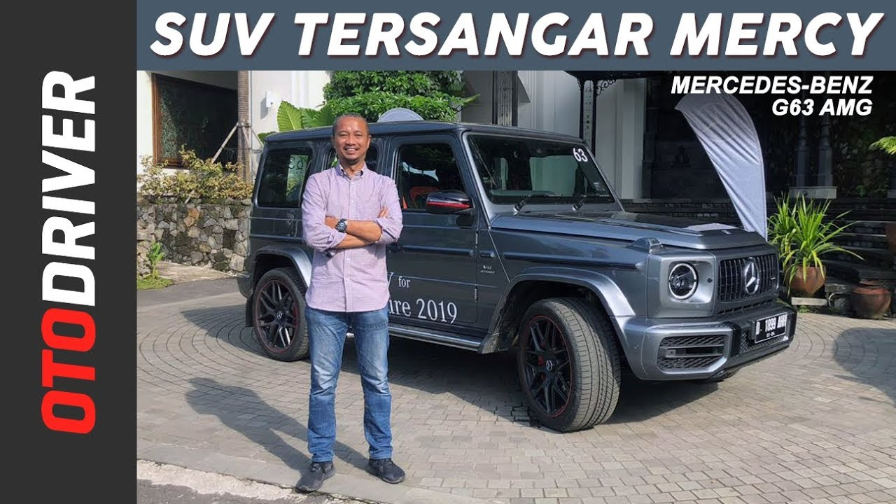Mercedes Benz G63 >> Mercedes Amg G 63 Edition 1 2019 Review Indonesia Otodriver