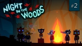 Night in the Woods #2 - I Has ALL the Pr0ns on My Laptop