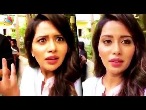 Ada pongaya! : Raiza at Pyaar Prema Kaadhal Shooting Spot | Harish Kalyan, Yuvan Movie
