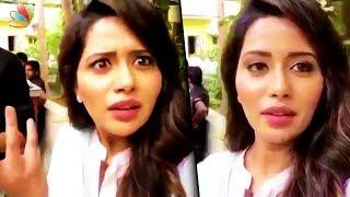 Ada pongaya! : Raiza at Pyaar Prema Kaadhal Shooting Spot   Harish Kalyan, Yuvan Movie