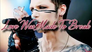 Andy Black - Love Was Made To Break Lyrics Español Inglés