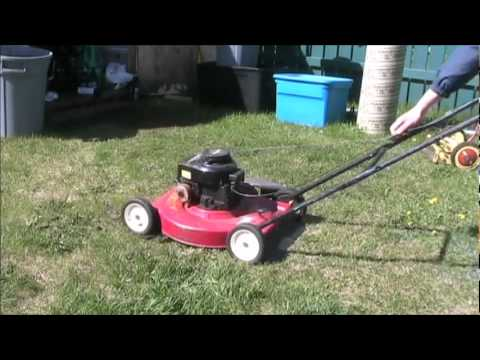 A Harry Brand Mower For Mowing Your Lawn Doovi