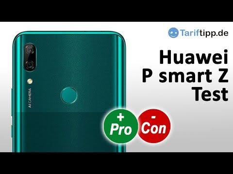 Huawei P Smart Z | Test Deutsch