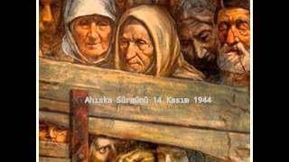 Ahıska Sürgünü 14 Kasım 1944