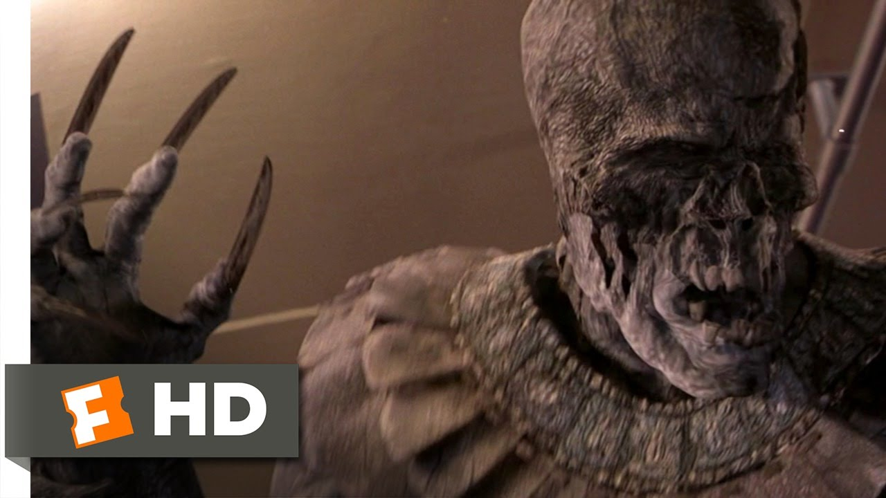 The Mummy Returns 4 11 Movie Clip Mummy Battle On A Bus 2001 Hd