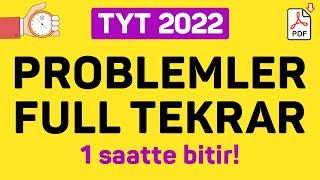 PROBLEMLER FULL TEKRAR  2021  +PDF  ŞENOL HOCA