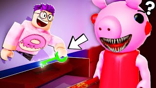 Can You Hack ROBLOX PIGGY with HILARIOUS PIGGY GLITCHES!? (THEY ALL WORKED!)