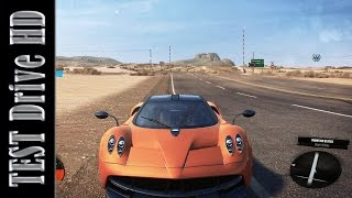The Crew - Pagani Huayra Gameplay Video