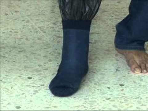 VDO CLIP ขั้นตอนการทำรองเท้าบูท
