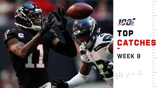 Top Catches from Week 8 | NFL 2019 Highlights
