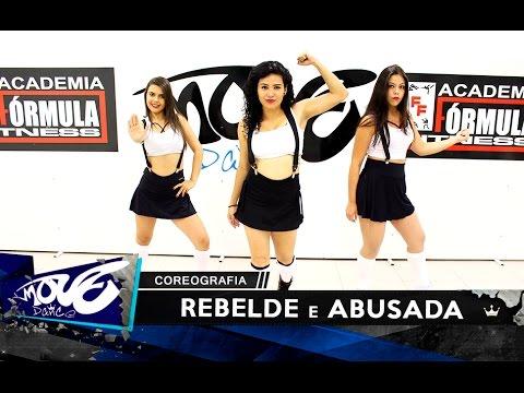 Tati Zaqui - Rebelde e Abusada - Move Dance Brasil - Coreografia thumbnail