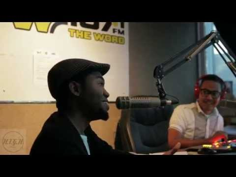 MEKAIEL - 7even W107.1 [Radio Interview] - (@russellleonce @jsquarehtemusic)
