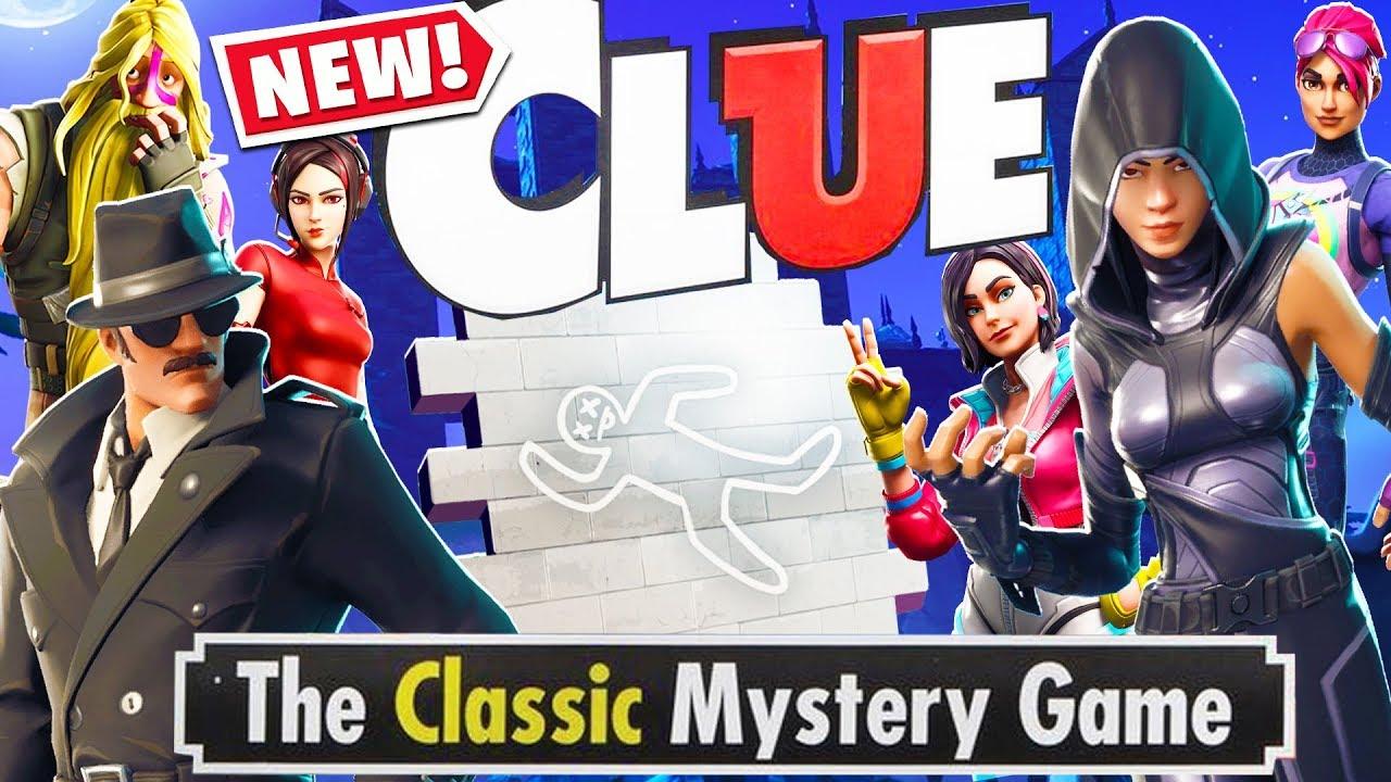 Fortnite Detective Stories Isabelle Fortnite Game Play