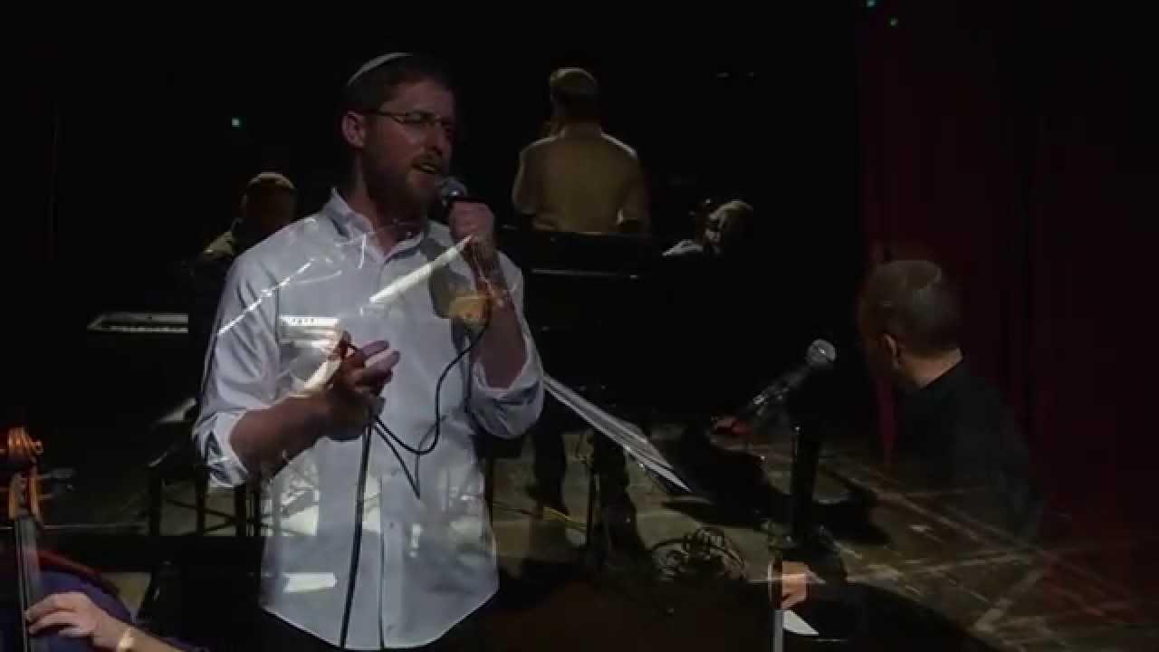 פנה לעלבון // יצחק מאיר בהופעה