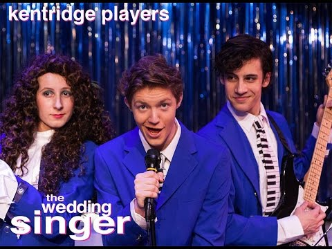 THE WEDDING SINGER - Kentridge High School Spring 2014