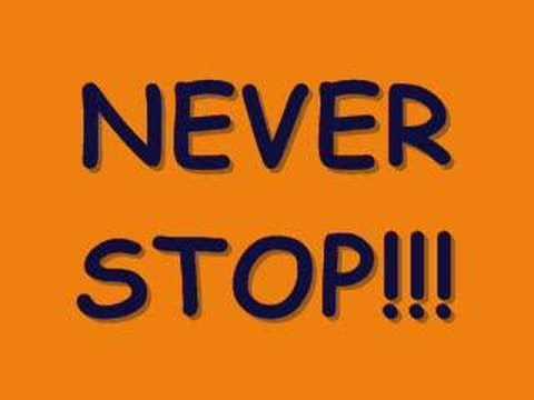 dj hauge - never stop