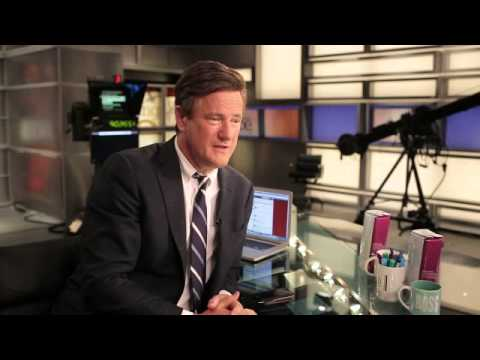The Brody File interview with Joe Scarborough pt 1