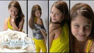 La Rosa de Guadalupe La niña modelo