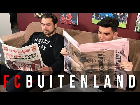 #FCBUITENLAND 29: RELLEN BIJ BASTIA, INTER/MILAN, TITELSTRIJD EPL, TONY ADAMS ETC ETC