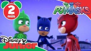 PJ Masks Super Pigiamini | Il Potere dell'Amicizia - Disney Junior Italia