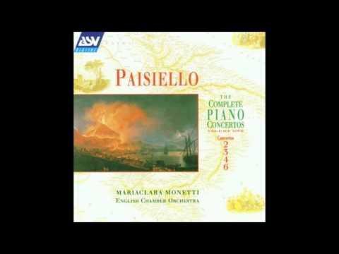 Giovanni Paisiello:  Piano Concerti, Vol. 1